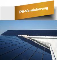 PV-Versicherung Solaranlage