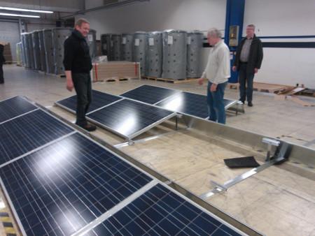 Montagesysteme PV Anlagen Schulungen